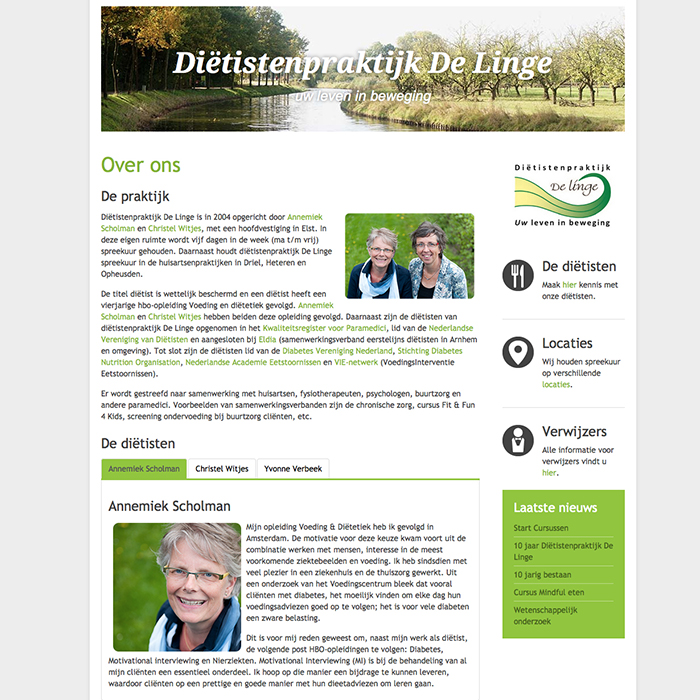 Dietisten Linge VK